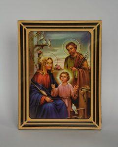 obraz świętej rodziny powinien być w każdym domu
