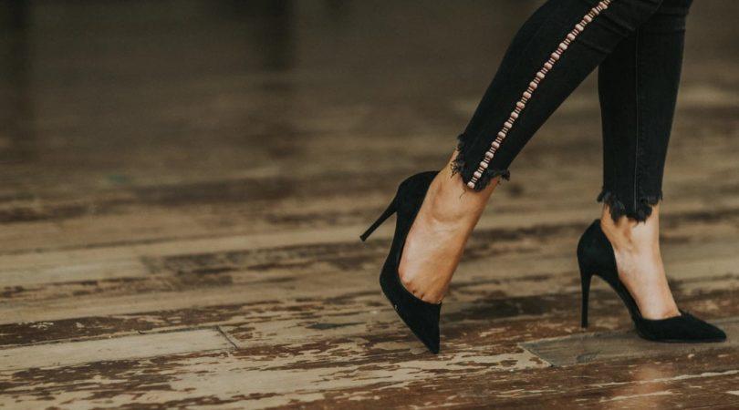 Buty celebrytek - czyli co noszą gwiazdy